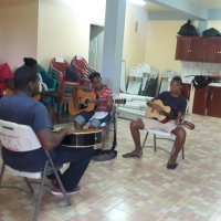 Adult Education Division » Adult Education Division Activities » Guitar Playing Calibishie